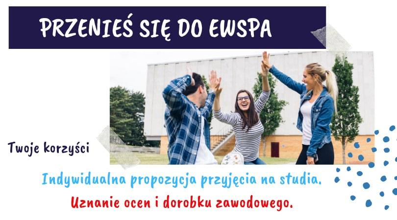 EWSPA przenieś się do nas